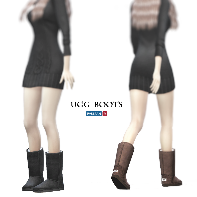 Ugg Boots for Females by PauleanR