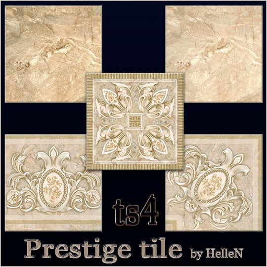 Prestige Tile by Hellen