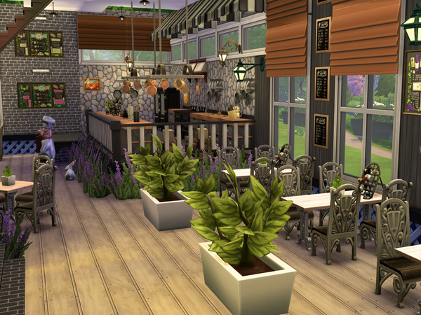 Willow's Restaurant & Bar by FarynGal