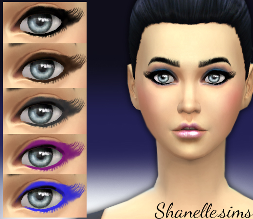 Eyelashes by ShanelleSims