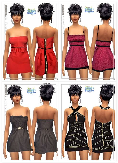 Dresses by Ronja