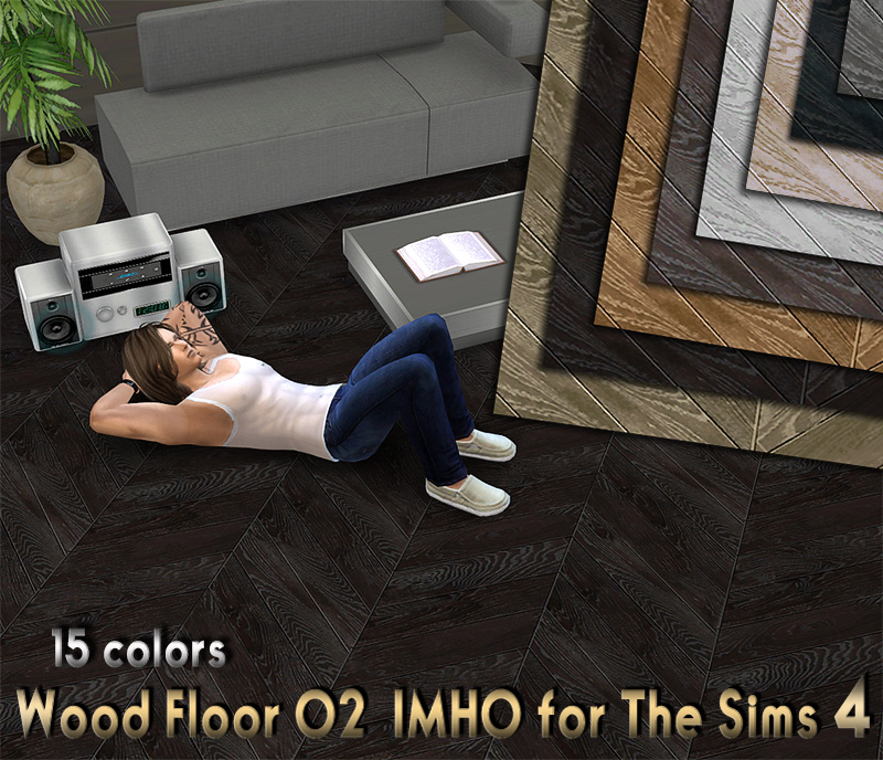 Wood Floor 02 by IMHO