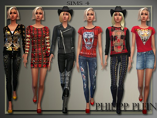 Philipp Plein Fall 2014 by Judie