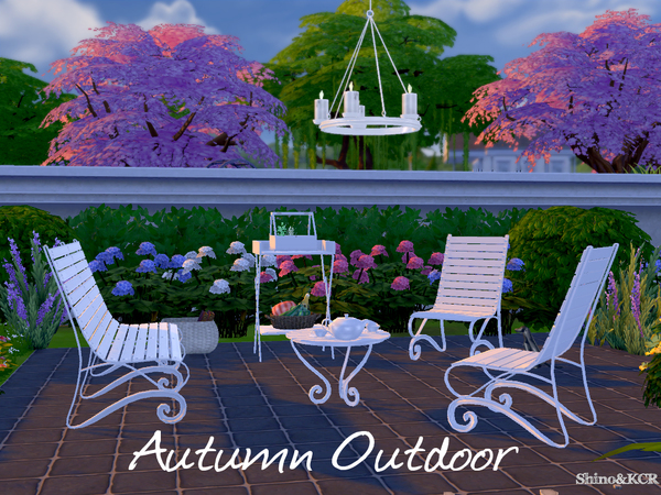 Autumn Outdoor by ShinoKCR