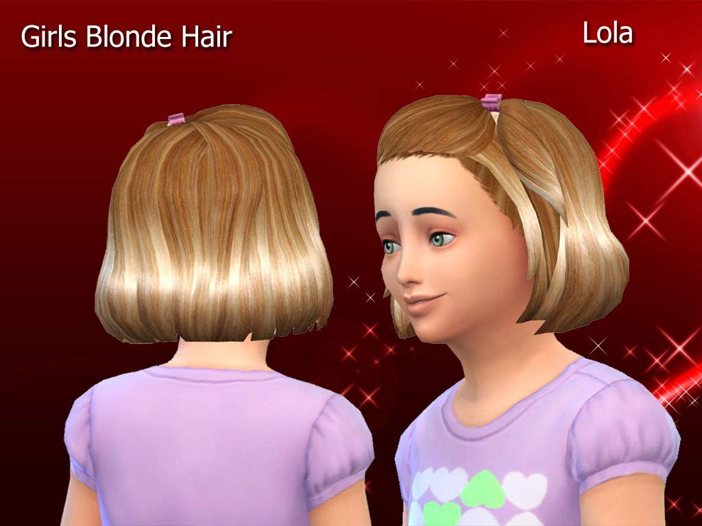 Real Blonde hair recolour by Lola