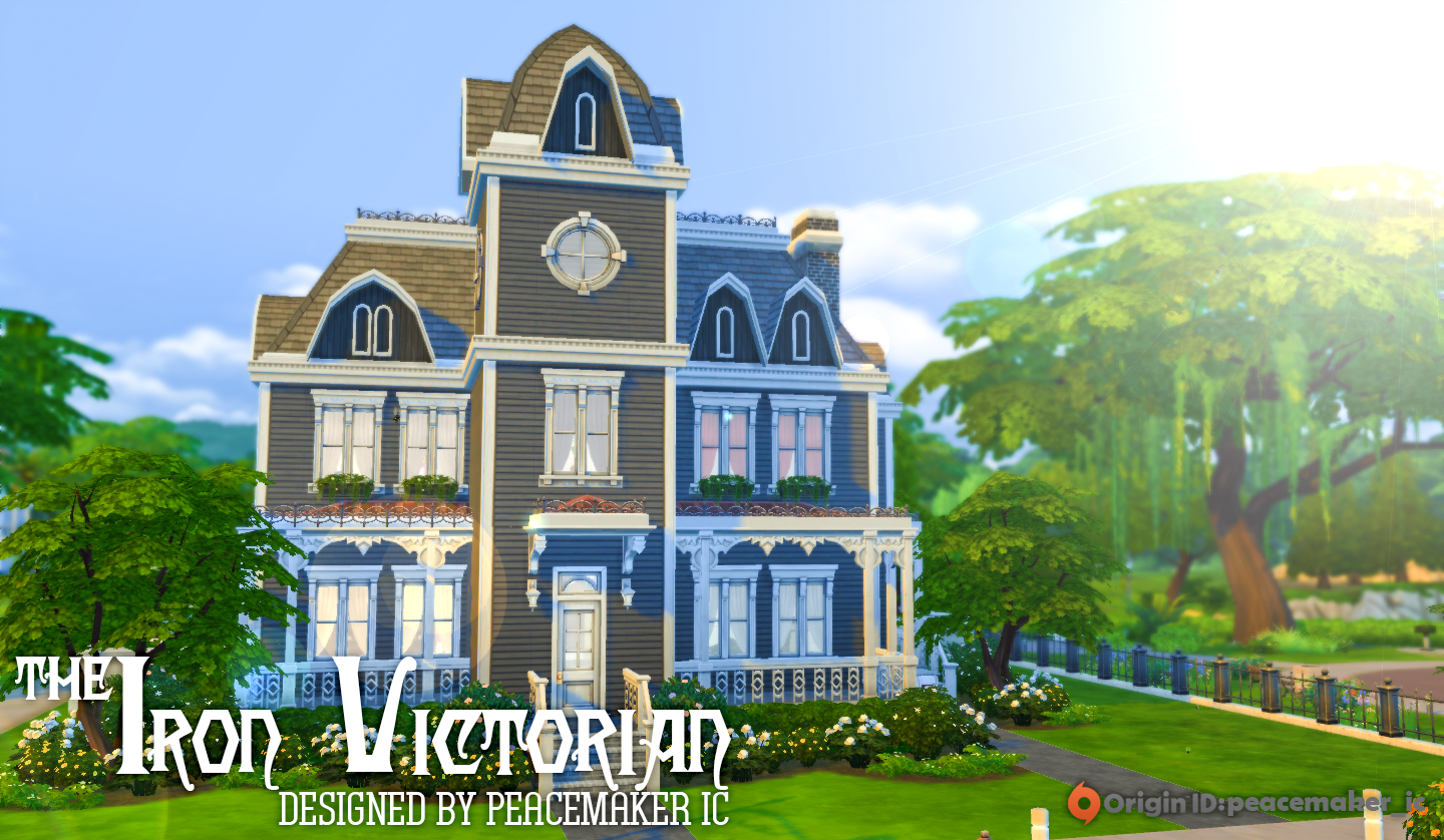 The Iron Victorian by Peacemaker ic