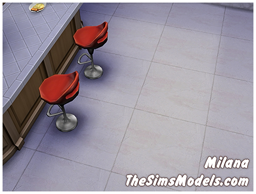 Floors for Sims 4 by Milana