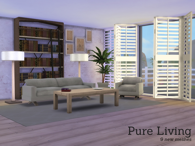 Pure Living by Angela
