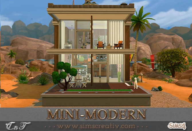 Mini Modern by Tanitas8