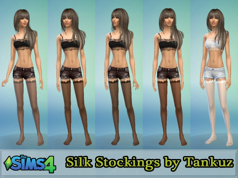 Silk Stockings by Tankuz