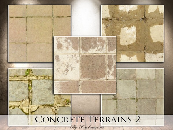 Concrete Terrains 2 by Pralinesims
