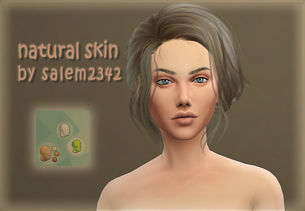 Natural skin at Salem2342