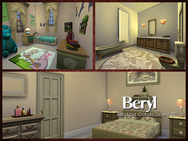 Beryl (Furnished) by Rhaegal