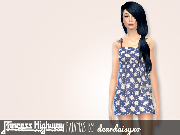 Princess Highway Pajamas Set by deardaisyxo