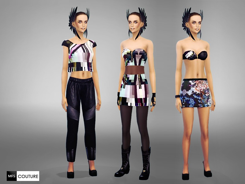 MFS Fashionista Collection by MissFortune