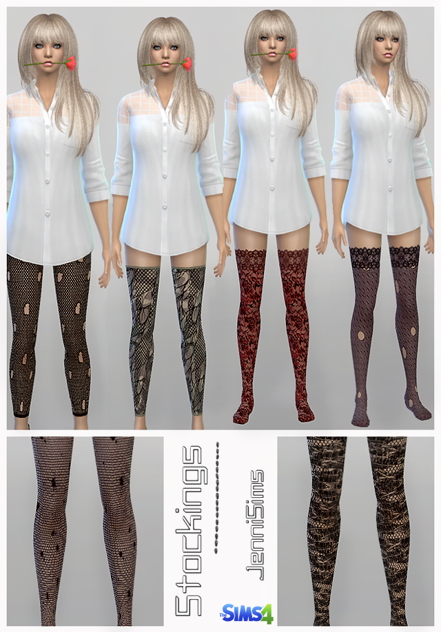Accessory Stockings by Jennisims