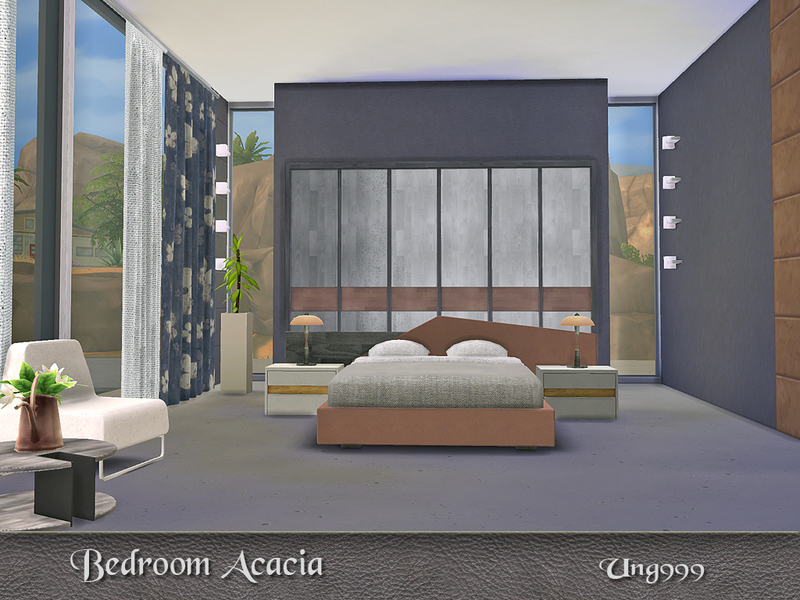 Bedroom Acacia by ung999