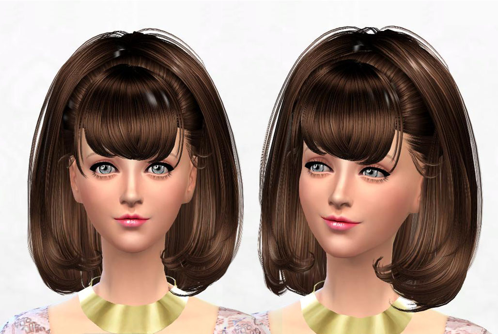 Newsea J159 Hair Converted by sakuraphan