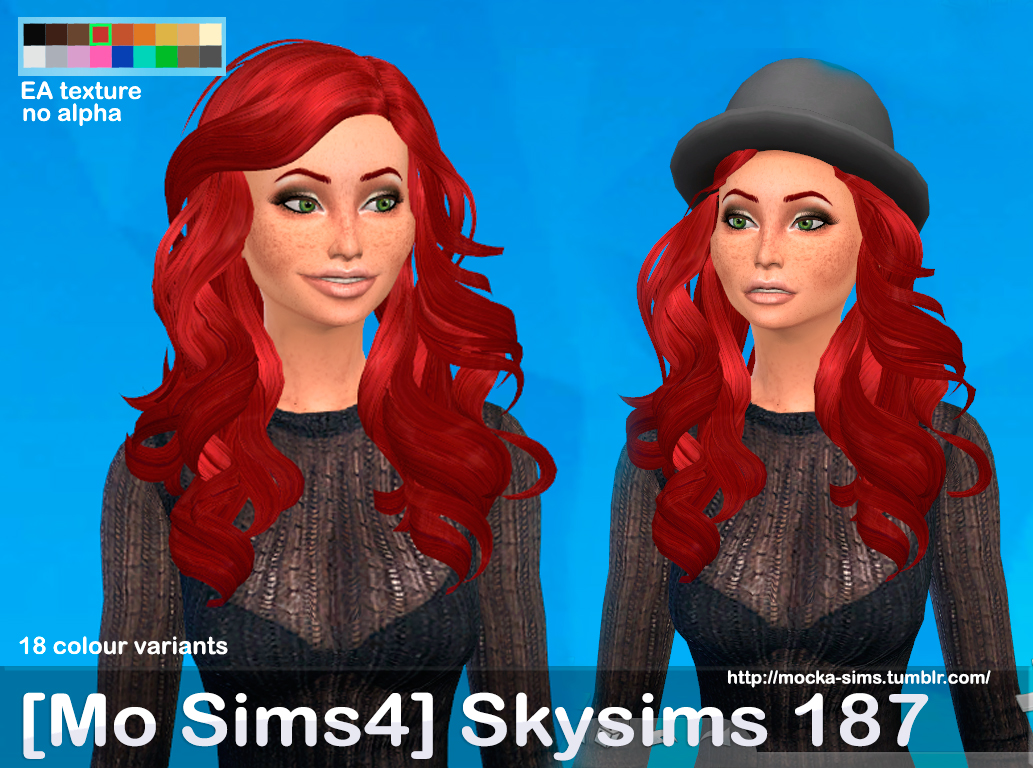 Skysims 187 conversion by Mocka