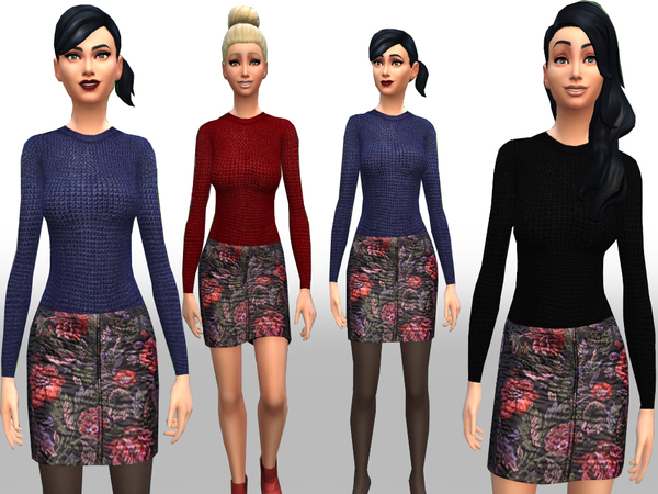 Fall/Winter SET #2 by Weeky