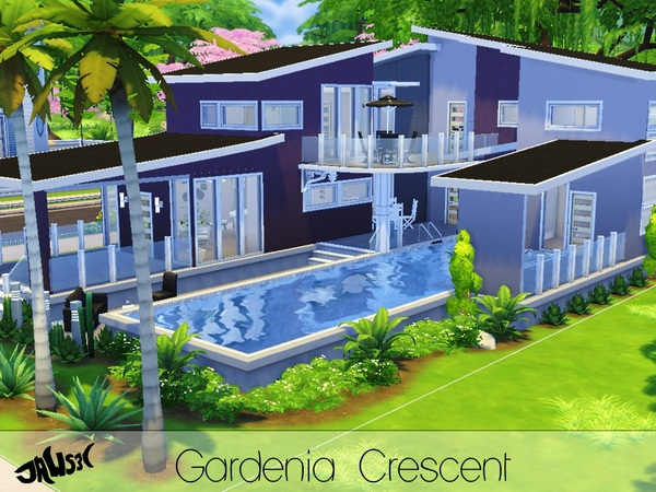 Gardenia Crescent by Jaws3