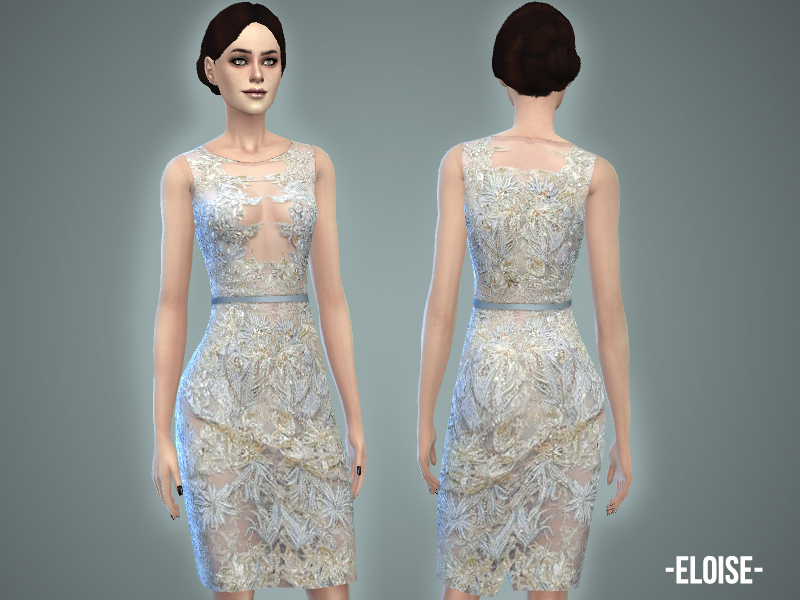 Eloise - dress by -April-