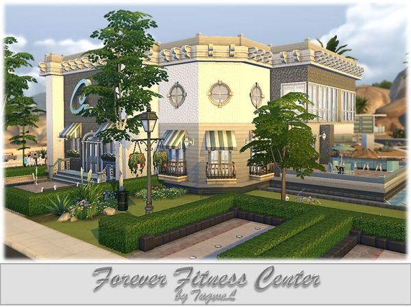 S4-Forever Fitness Center by TugmeL