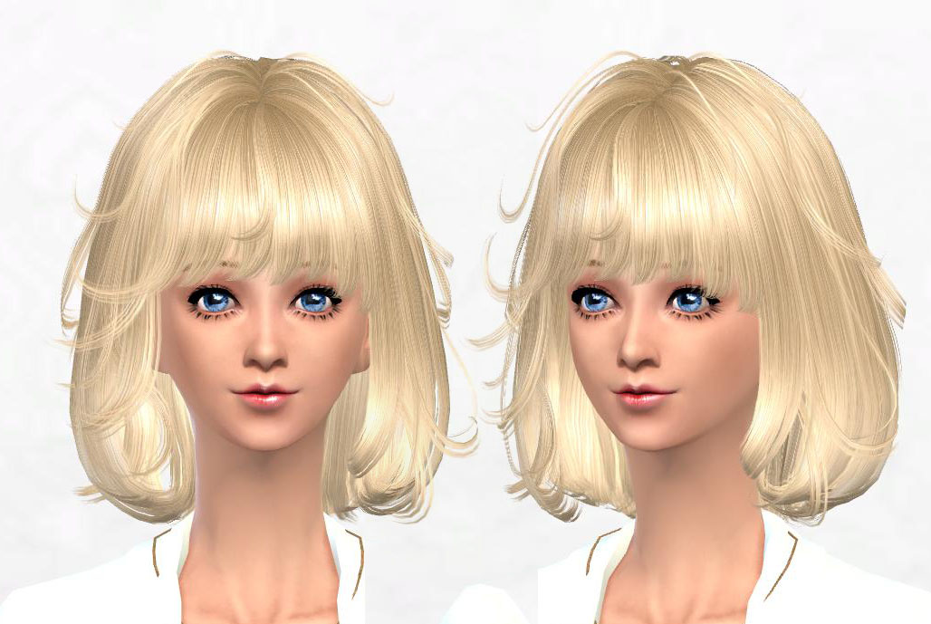 Newsea Hair Conversion by SakuraPhan