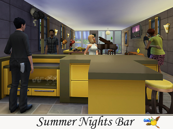evi Summer Nights Bar
