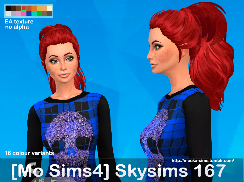 Skysims 167 conversion by Mocka