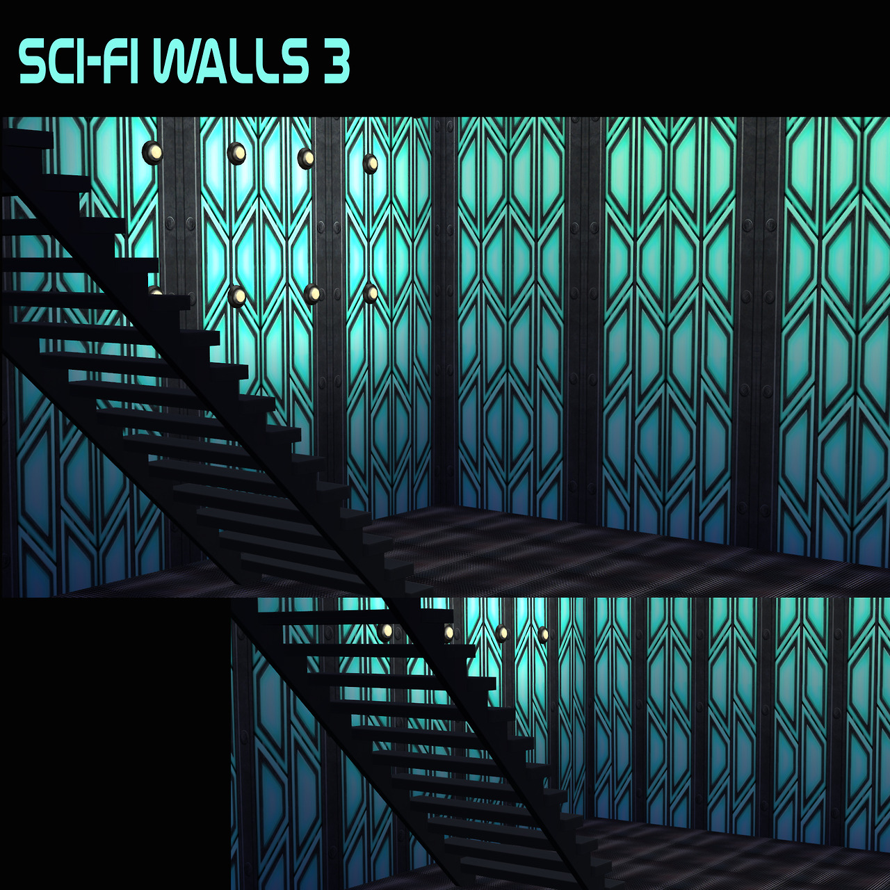 Sci-Fi Walls by BrialImmortelle