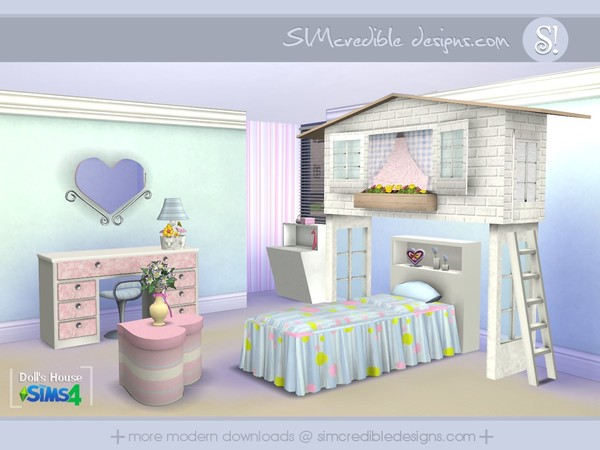 Dolls House by SIMcredible
