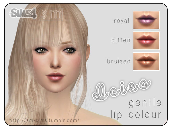 [ Ices ] - Lip Colour by Screaming Mustard
