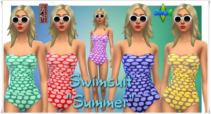 Swimsuits for Females by Annett85