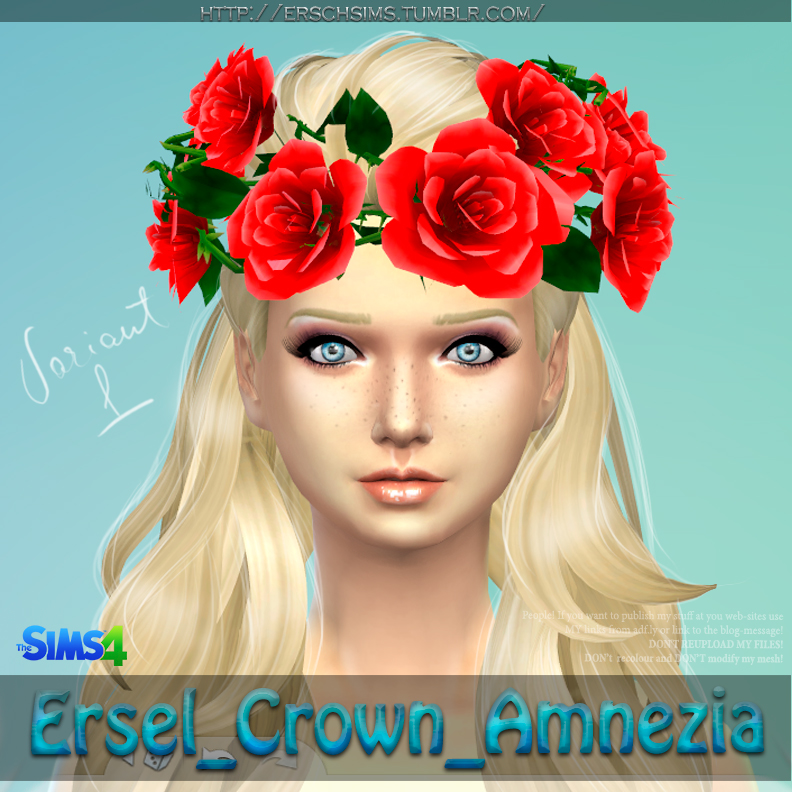 Amnezia Crown by Ersel