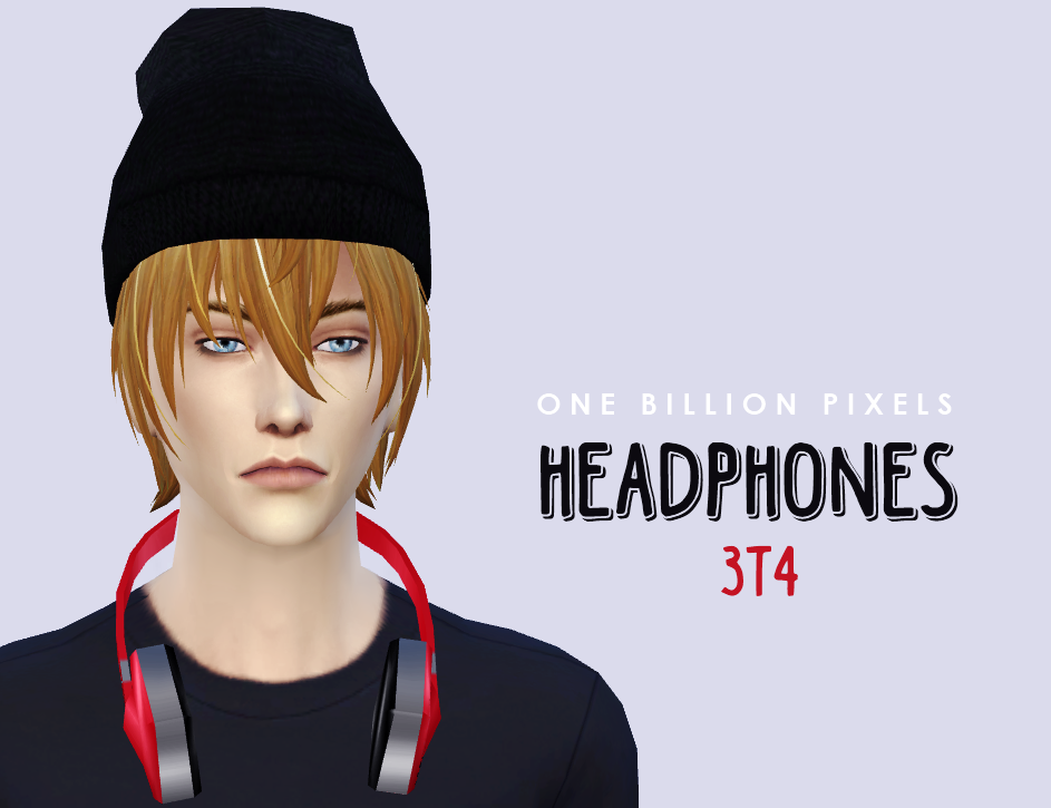 3T4 Headphones by NewOne