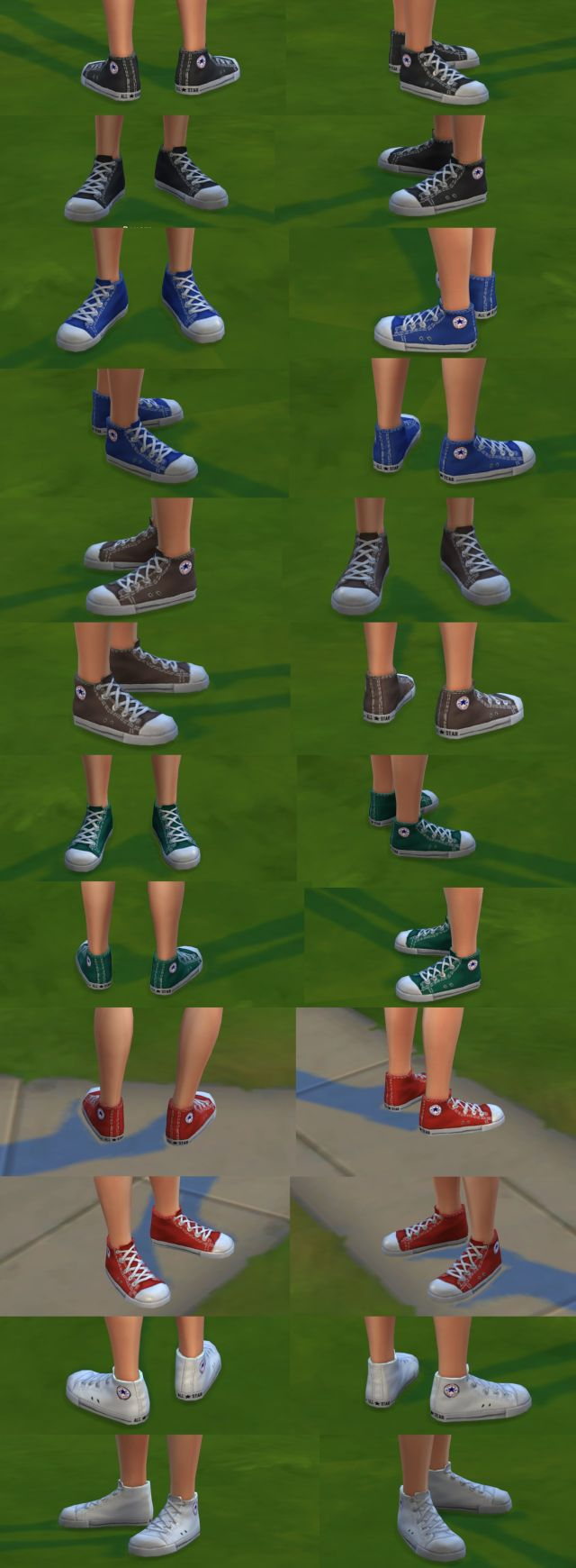 Converse All-Star for men by ironleo78