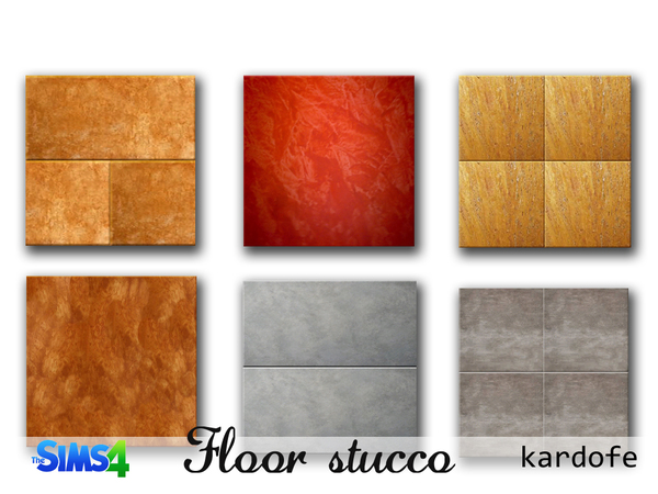 kardofe_Floor_stucco