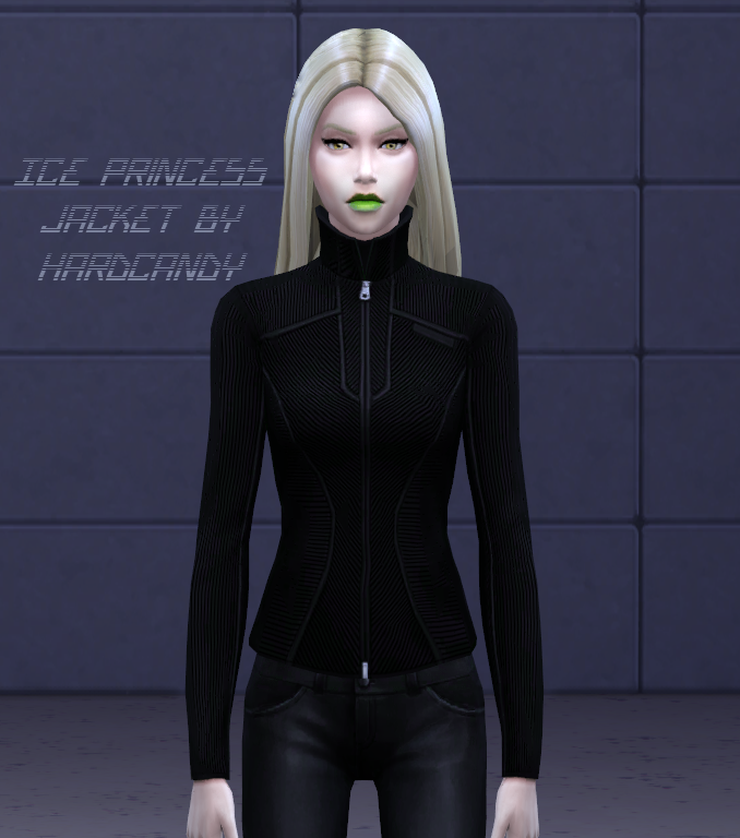 Ice Princess Jacket by HardCandy