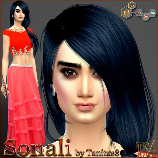 Sonali by Tanitas8
