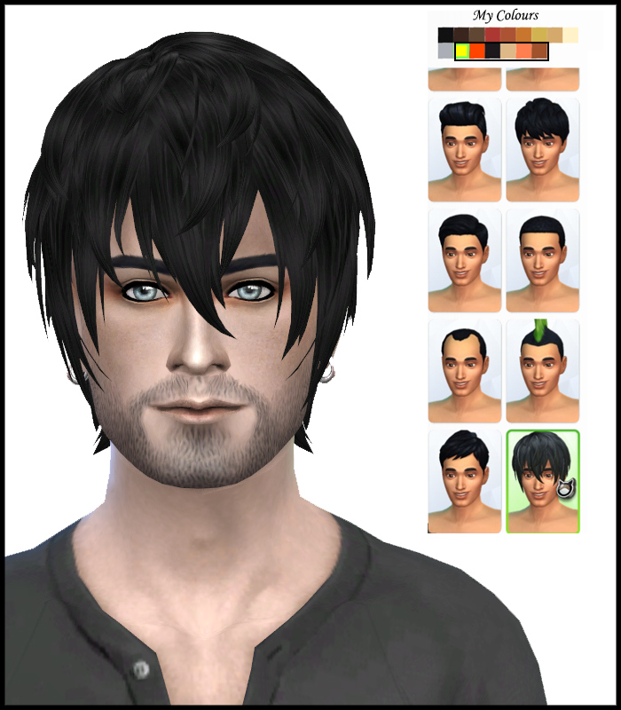 KIJIKO YM LYNX HAIR RETEXTURE SIMISTA by Simista