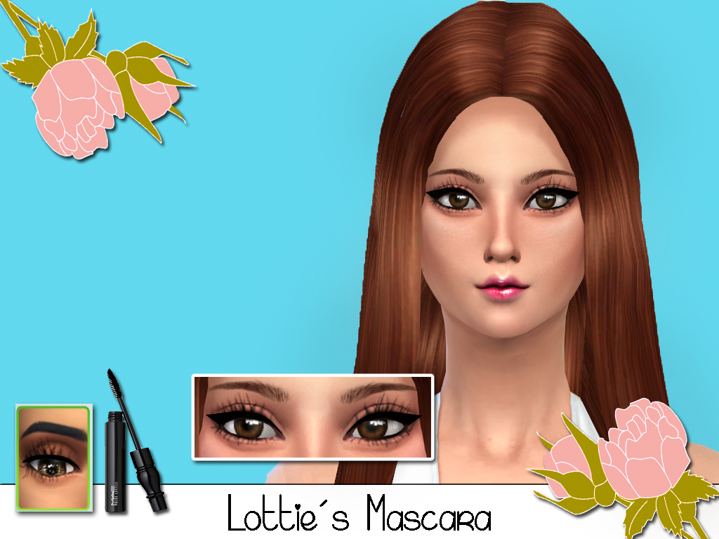 Lotties Mascara at Senpai Simmer