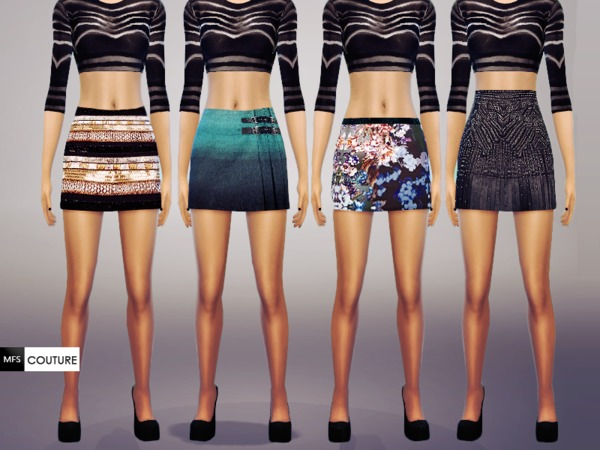 MFS Skirts Pack by MissFortune