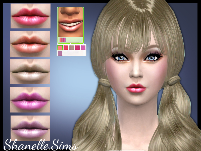 New liptstick by shanelle.sims