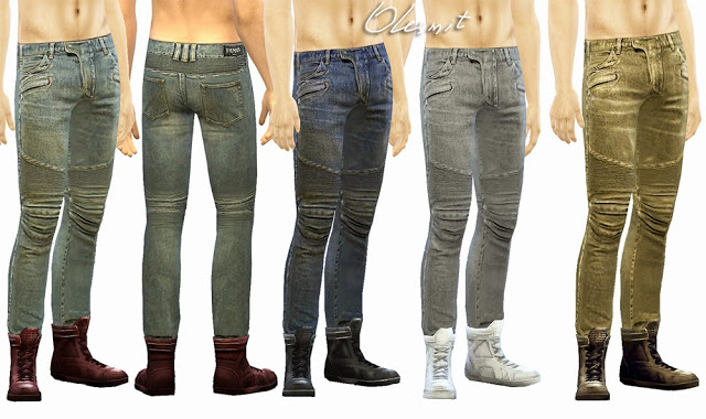 Jeans for Males2 by Olesmit