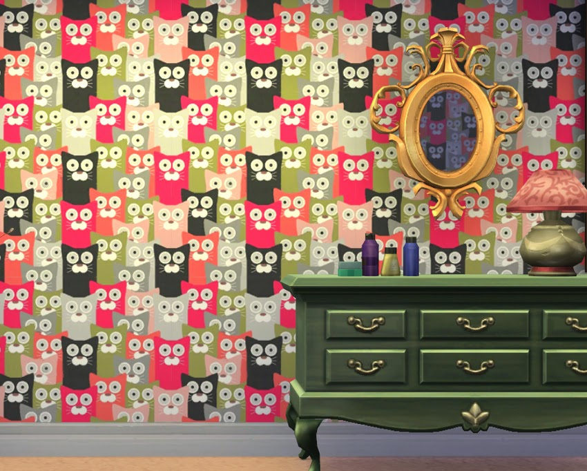 Love Cats Wallpaper by Saratella