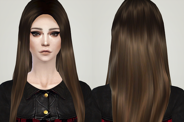 Puccamichis Adriana Hair Retexture by Liahxsimblr