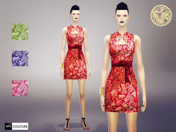 MFS Oriental Collection by MissFortune
