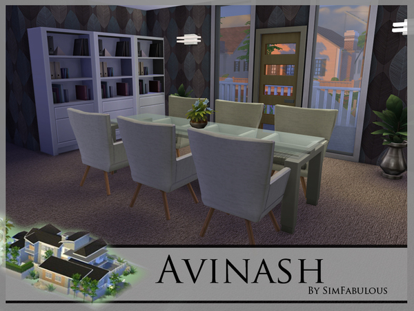 Avinash by SimFabulous