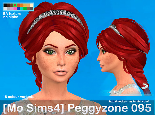 Peggyzone 095 conversion by Mocka